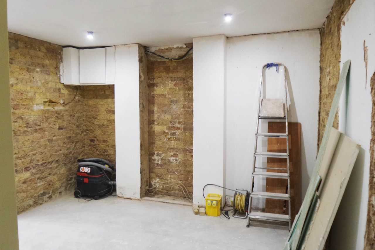 Garage conversion by Salmon Building