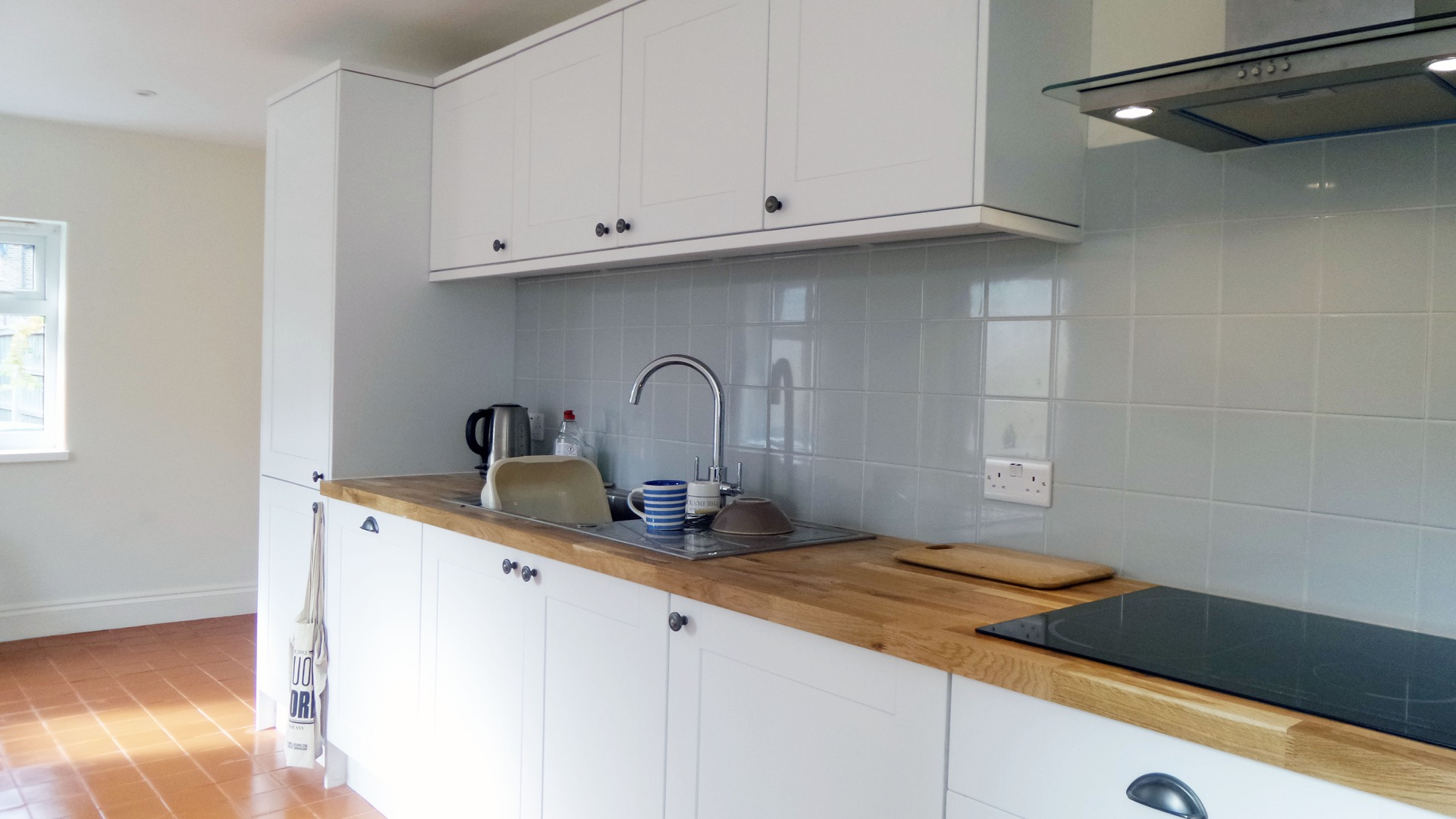 Comprehensive kitchen fitting